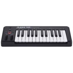 ALESIS Q25 TECLADO CONTROLADOR MIDI USB