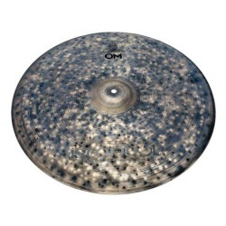 ISTANBUL AGOP SIGNATURE CINDY BLACKMAN OM CRASH 16 PLATO BATERIA