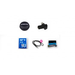 SINTETICS PACK HAPPY EARS AZUL CON USB CON MUSICA TECNO