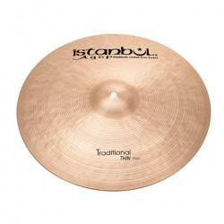 ISTANBUL AGOP TRADITIONAL THIN CRASH 14 PLATO BATERIA