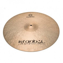 ISTANBUL AGOP SIGNATURE CINDY BLACKMAN MANTRA CRASH 20 PLATO BATERIA