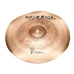 ISTANBUL AGOP TRADITIONAL TRASH HIT 18 PLATO BATERIA