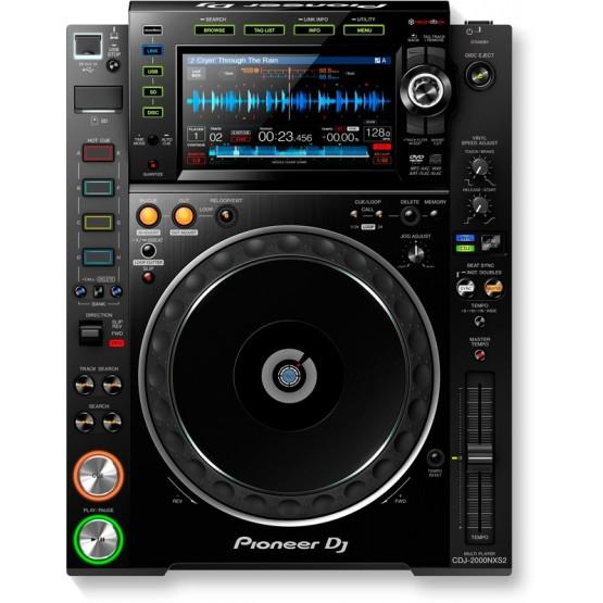 PIONEER DJ CDJ2000 NXS2 NEXUS REPRODUCTOR CD DJ