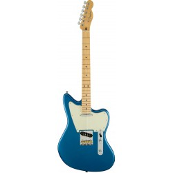 FENDER AMERICAN STANDARD OFFSET TELECASTER MN GUITARRA ELECTRICA LAKE PLACID BLUE. DEMO.