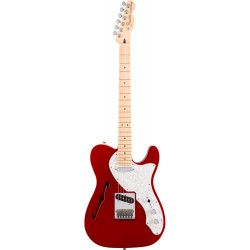 FENDER DELUXE THINLINE TELECASTER MN GUITARRA ELECTRICA CANDY APPLE RED