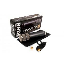 RODE PROCASTER MICROFONO DINAMICO PARA APLICACIONES VOCALES Y BROADCASTING