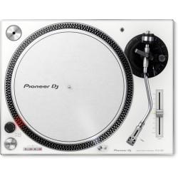 PIONEER DJ PLX500W PLATO GIRATORIO PROFESIONAL BLANCO