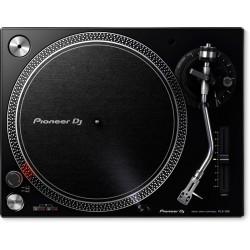 PIONEER DJ PLX500K PLATO GIRATORIO PROFESIONAL NEGRO