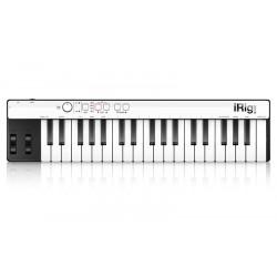 IK MULTIMEDIA IRIG KEYS LIGHTNING TECLADO CONTROLADOR MIDI PARA IOS ANDROID Y ORDENADOR