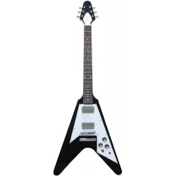 TOKAI FV58 BB GUITARRA ELECTRICA FLYING V NEGRA