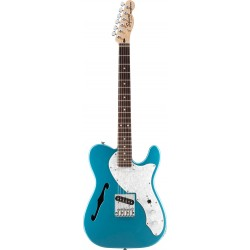 SQUIER VINTAGE MODIFIED TELE THINLINE RW GUITARRA ELECTRICA LAKE PLACID BLUE.