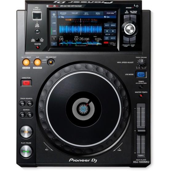 PIONEER DJ XDJ1000 MK2 REPRODUCTOR DJ