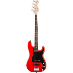 SQUIER AFFINITY PRECISION BASS PJ IL BAJO ELECTRICO RACE RED
