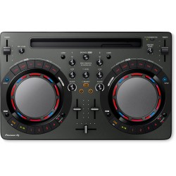 PIONEER DDJ WEGO4 K CONTROLADOR DJ NEGRO