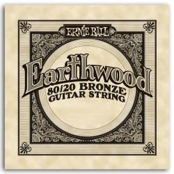 ERNIE BALL EB1420 EARTHWOOD BRONCE 020 CUERDA GUITARRA ACUSTICA