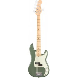 FENDER AMERICAN PRO PRECISION BASS V MN BAJO ELECTRICO ANTIQUE OLIVE