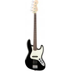 FENDER AMERICAN PRO JAZZ BASS FRETLESS RW BAJO ELECTRICO BLACK