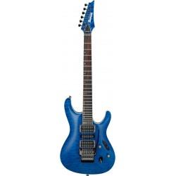 IBANEZ S6570Q NBL PRESTIGE GUITARRA ELECTRICA NATURAL BLUE