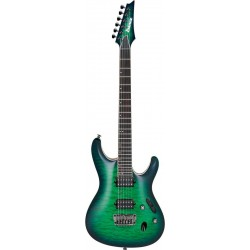 IBANEZ S6521Q SLG PRESTIGE GUITARRA ELECTRICA SURREAL BLUE BURST GLOSS