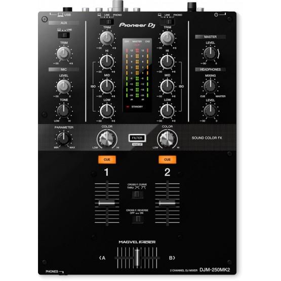 PIONEER DJM-250 MK2 MESA DE MEZCLAS DJ