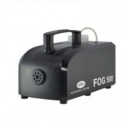 ACOUSTIC CONTROL FOG500 MAGIC MAQUINA DE HUMO Y BURBUJAS