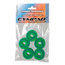 CYMPAD CS40/15-G OPTIMIZER CHROMATICS SET 5 FIELTROS VERDES