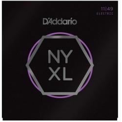 D'ADDARIO NYXL1149 JUEGO CUERDAS GUIT ELECTRICA 11-49