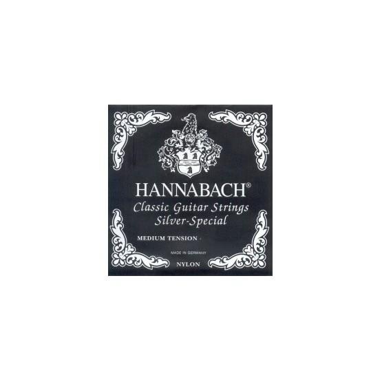 HANNABACH 8155MT BLACK 5ª CUERDA GUITARRA ESPAÑOLA