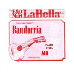 LA BELLA MB556 CUERDA 6 DOBLE BANDURRIA