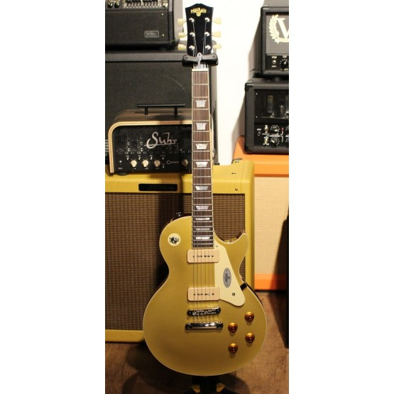 MAYBACH LESTER GOLD RUSH 90 NEW LOOK GUITARRA ELECTRICA. DEMO