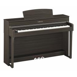 YAMAHA CLP645 DW PIANO DIGITAL CLAVINOVA DARK WALNUT