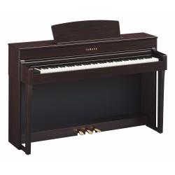 YAMAHA CLP645 R PIANO DIGITAL CLAVINOVA PALOSANTO