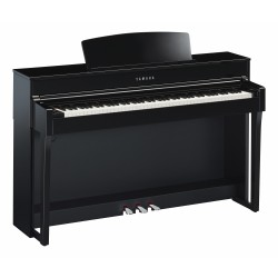 YAMAHA CLP645 PE PIANO DIGITAL CLAVINOVA NEGRO PULIDO