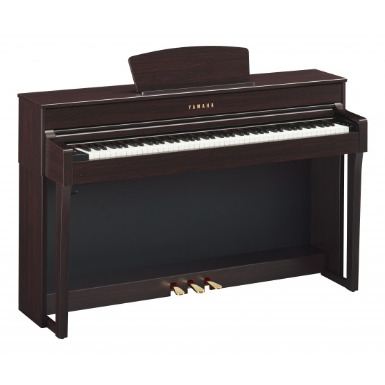 YAMAHA CLP635 R PIANO DIGITAL CLAVINOVA PALOSANTO
