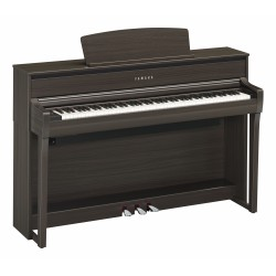YAMAHA CLP675 DW PIANO DIGITAL CLAVINOVA DARK WALNUT