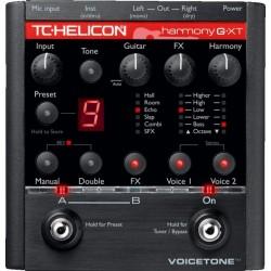 TC HELICON VOICETONE HARMONY G XT PEDAL ARMONIZADOR