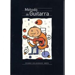 METODO LIBRO GUITARRA PEDRO VELAZQUEZ.