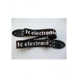 TC ELECTRONIC CORREA GUITARRA CON LOGO.