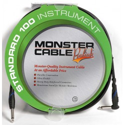 MONSTER S100I21A STANDARD CABLE INSTRUMENTO 6.40M.