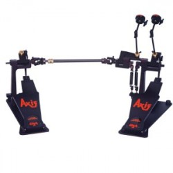 AXIS 004AXI-A-L2CB A DOUBLE CLASSIC BLACK PEDAL BOMBO DOBLE NEGRO