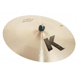 ZILDJIAN K CUSTOM DARK PLATO 17 CRASH