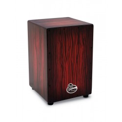 LATIN PERCUSSION LPA1332 DWS ASPIRE ACCENT CAJON DARKWOOD STREAK