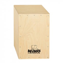 NINO PERCUSSION 952 CAJON NATURAL PARA NIÑOS