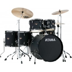 TAMA IP62H6NB BOB IMPERIAL STAR BATERIA ACUSTICA CON HERRAJES BLACKED OUT BLACK