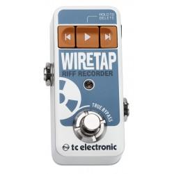 TC ELECTRONIC WIRETAP RIFF RECORDER PEDAL.