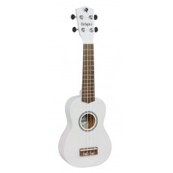 OCTOPUS UK-200WH UKELELE SOPRANO BLANCO