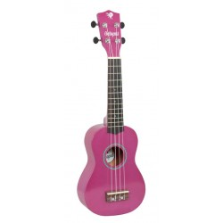 OCTOPUS UK-200PU UKELELE SOPRANO PURPURA