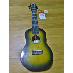 OCTOPUS UK-210CEX-TBS UKELELE CONCIERTO TOBACCO BURST
