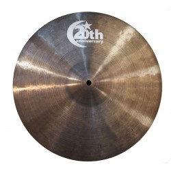 BOSPHORUS 20TH ANNIVERSARY HI-HAT 13 PLATO BATERIA