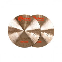 BOSPHORUS EBC SERIES NOISY HI HATS 13 PLATO BATERIA